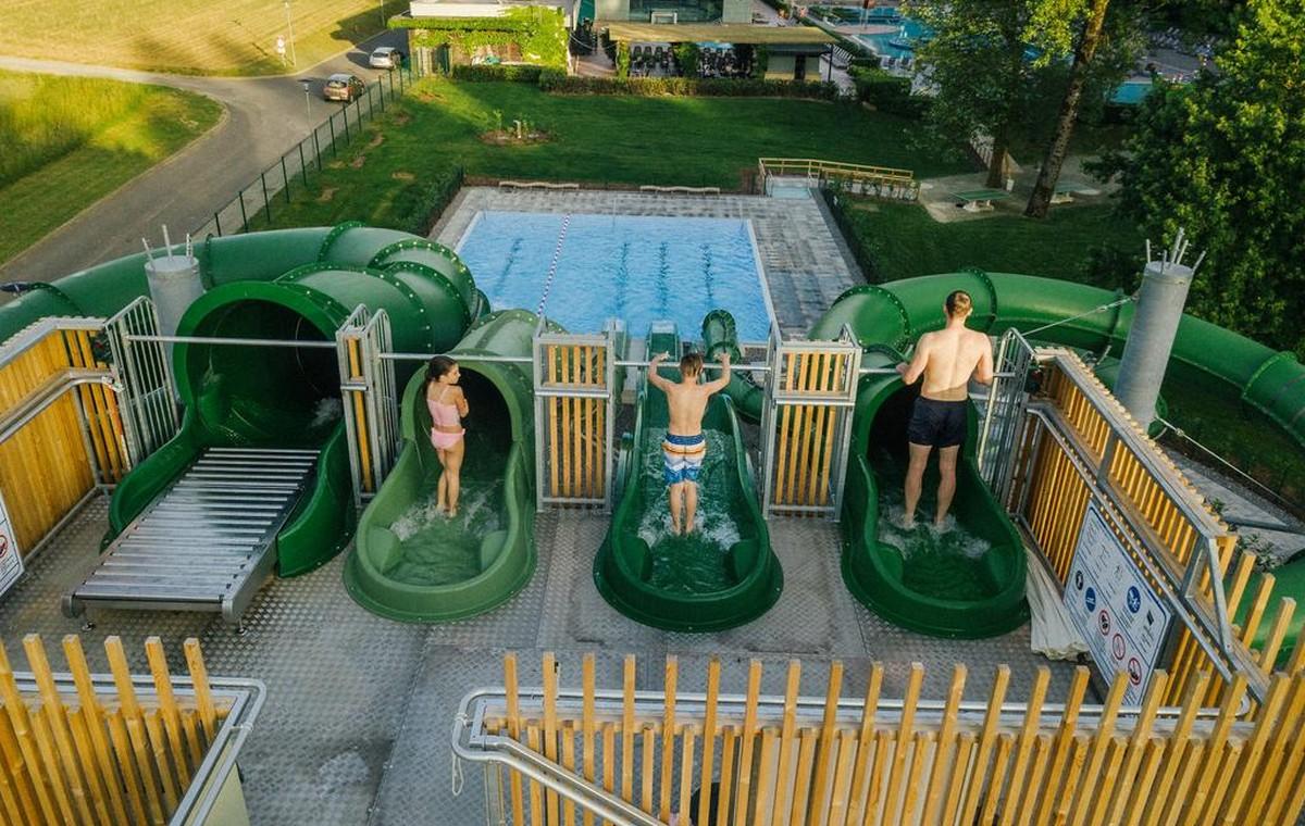 Dolenjske Toplice - aquapark na otvorenom