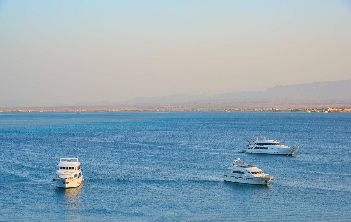 Hotel Marriott Beach Resort Hurghada